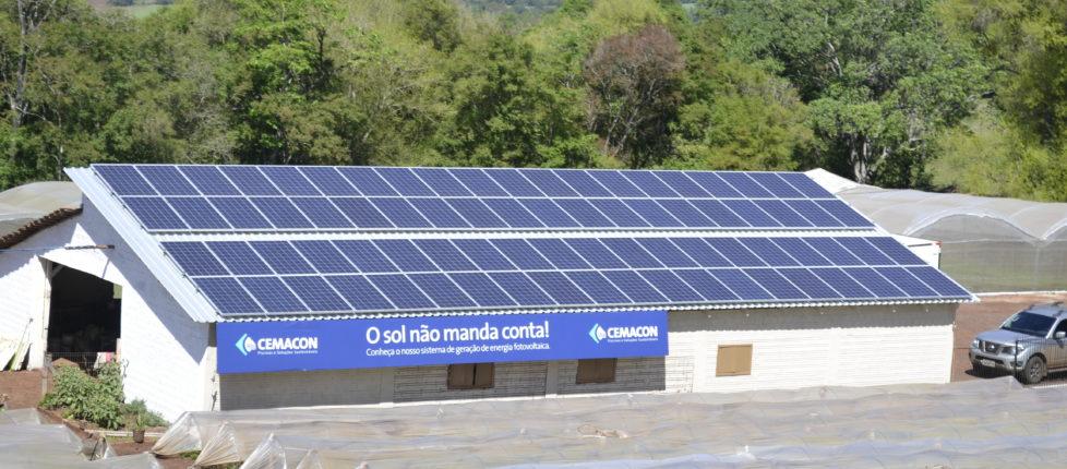 Energia solar no meio rural